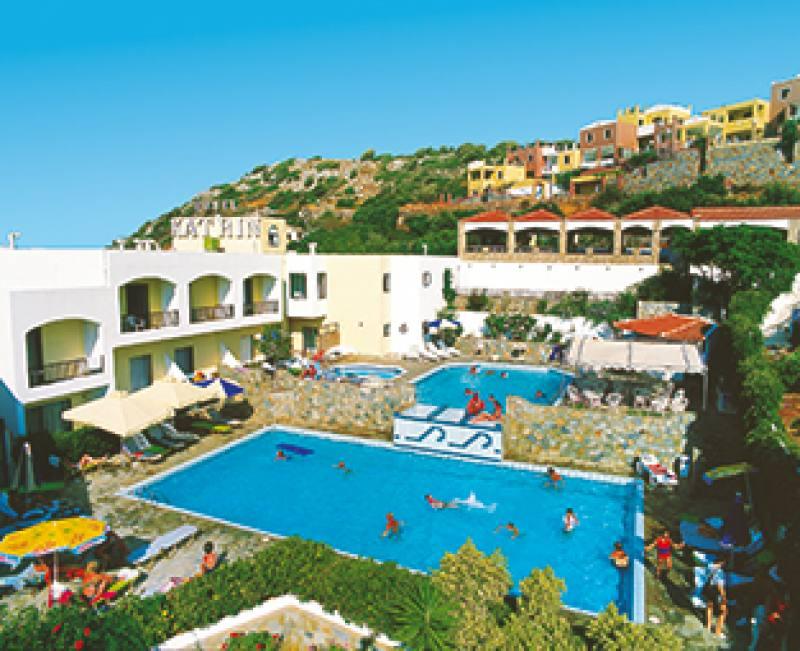 Hotel Katrin - Stalis - Heraklion Kreta